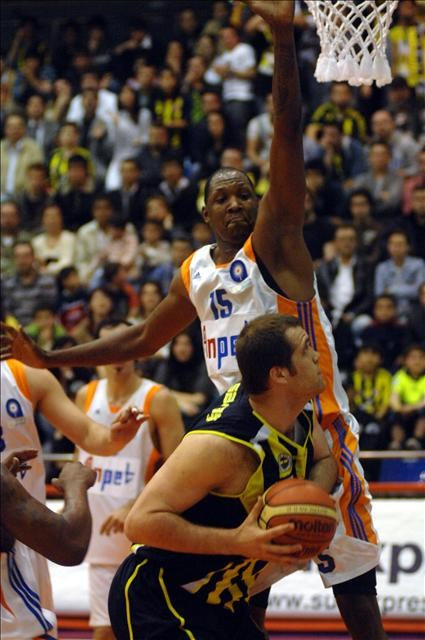 Antalya BB. - Fenerbahçe Ülker