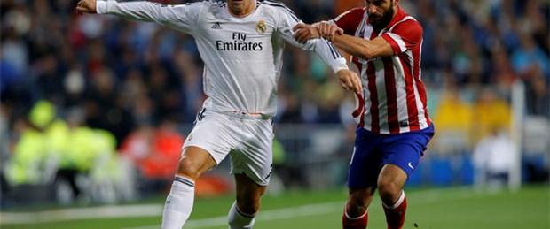 Arda: Ronaldo duvar gibi