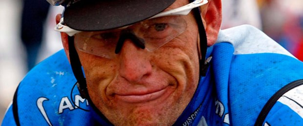 Armstrong'un kariyeri resmen bitti