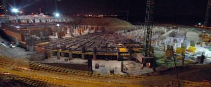 Aslantepe 29 Ekim 2010'da açılıyor