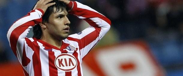 Atletico Madrid kayıp
