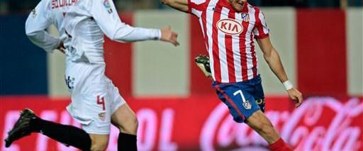 Atletico Madrid son dakikada