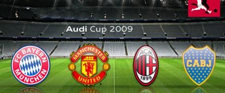 Audi Cup NTV ve NTV Spor'da