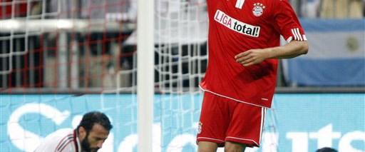 Audi Cup'ta Bayern-Manchester United finali