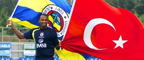 Aurelio: Kalbim Fenerbahçe'de