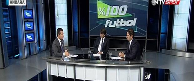 Bakan Suat Kılıç %100 Futbol'da
