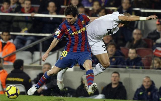 Barça Clasico!