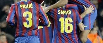 Barça çok rahat