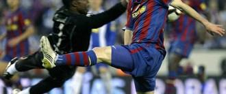 Barça'ya Espanyol engeli