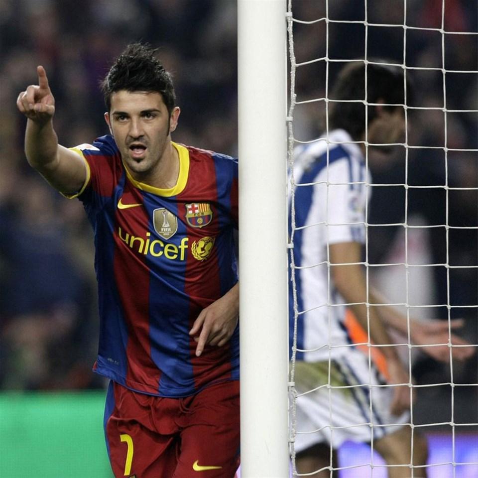Barcelona durdurulamıyor