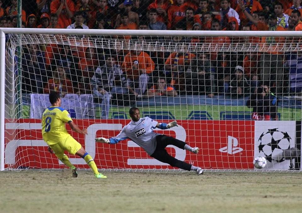 APOEL - Porto: 2 - 1