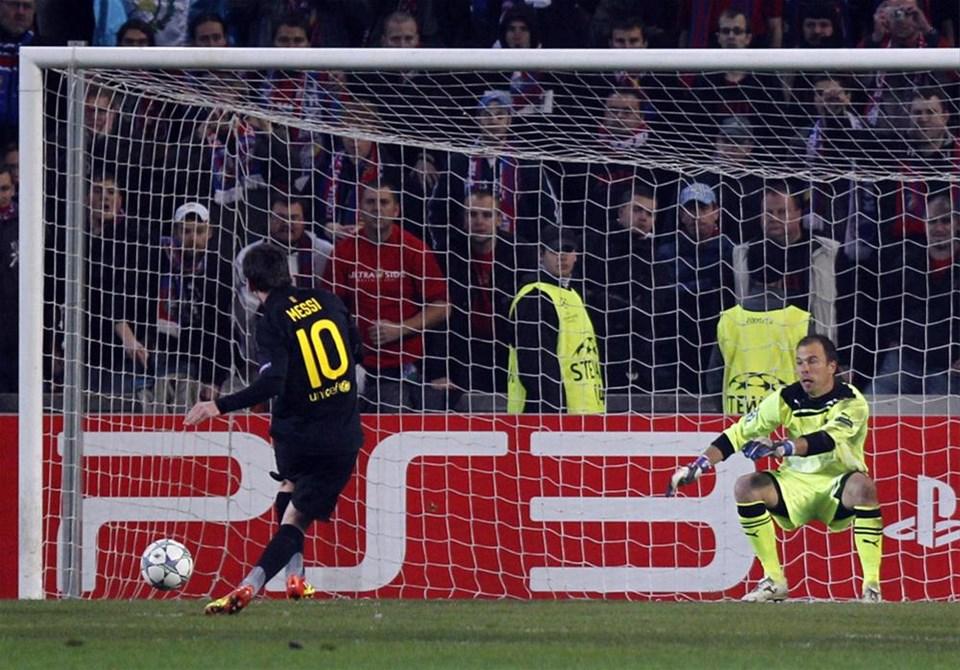 Barcelona ikinci turda