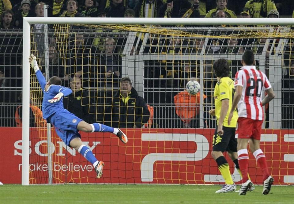Dortmund - Olimpiakos: 1 - 0