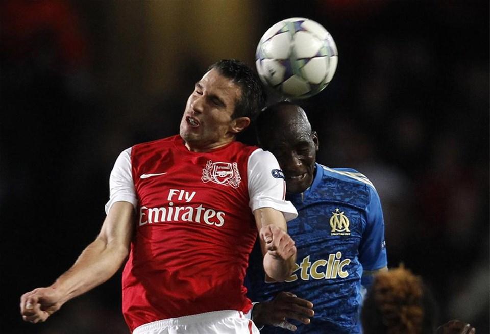 F Grubu / Arsenal - Marsilya: 0 - 0