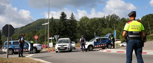 Barcelona saldırısı Hücre baskınında 120 gaz bombası kapsülü ele geçirildi