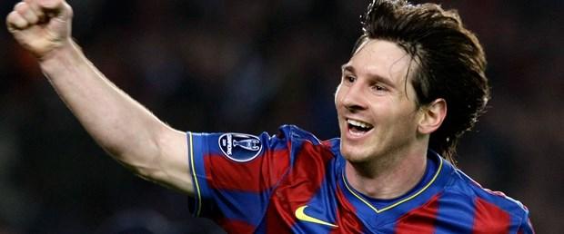 Barcelona'yı Messi finale taşıdı