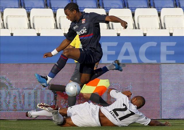 Barış Kupası - Beşiktaş:1 Lyon:1