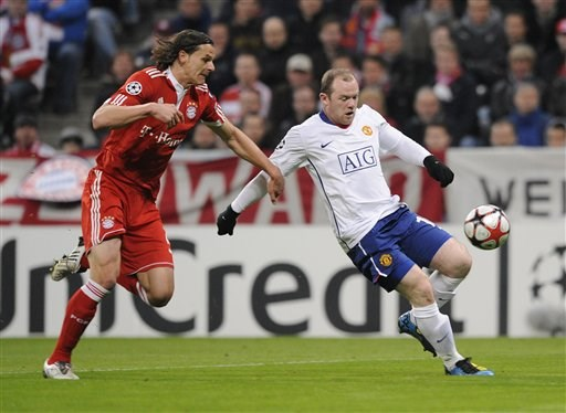B.Münih - M.United