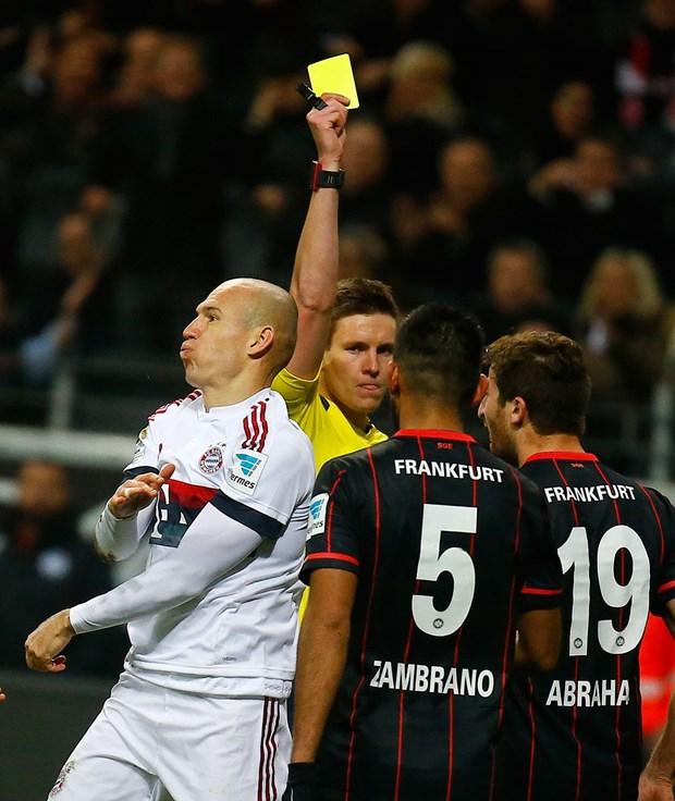 Eintracht Frankfurt: 2 - Bayer Leverkusen: 1 (Maç sona erdi) 97