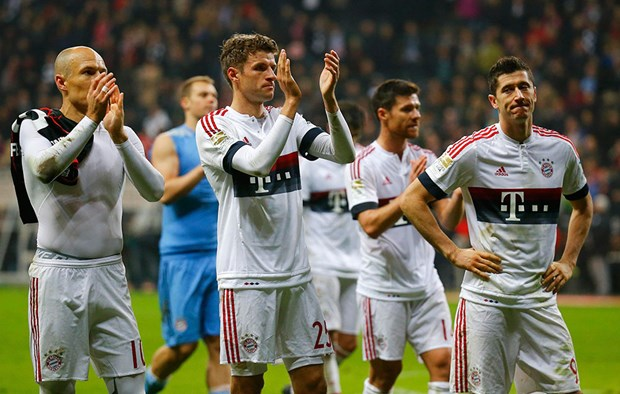 Eintracht Frankfurt: 2 - Bayer Leverkusen: 1 (Maç sona erdi) 43