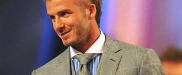 Beckham Manchester United'ı bekliyor