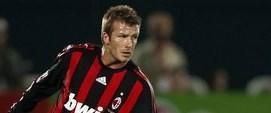 Beckham'lı Milan NTV Spor'da