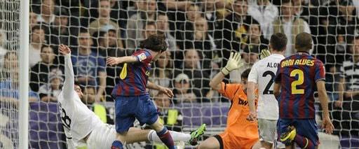 Bernabeu'da Xavi-Messi-Pedro A.Ş.!