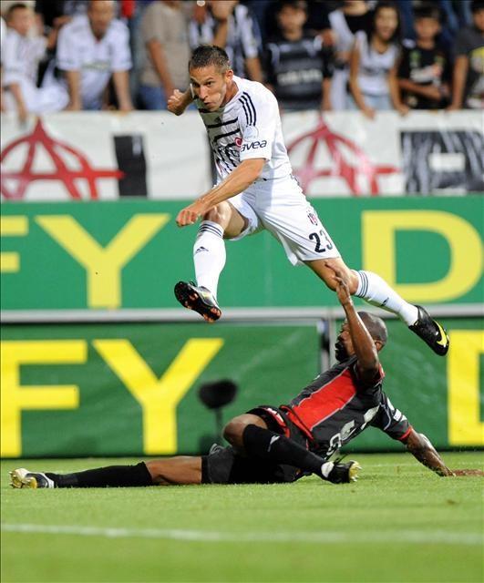 Beşiktaş: 0 - Gaziantepspor: 0