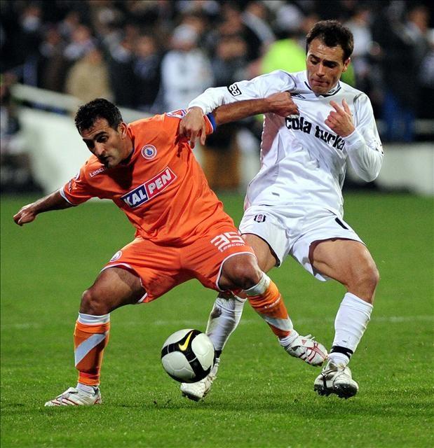 Beşiktaş: 2 - İstanbul Bş. Belediyespor: 1