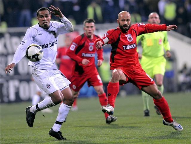 Beşiktaş: 3 - Gençlerbirliği: 0