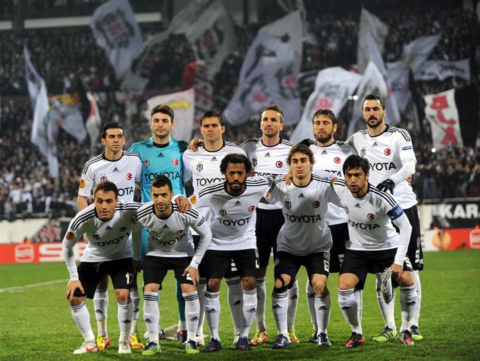 Beşiktaş - Atletico Madrid
