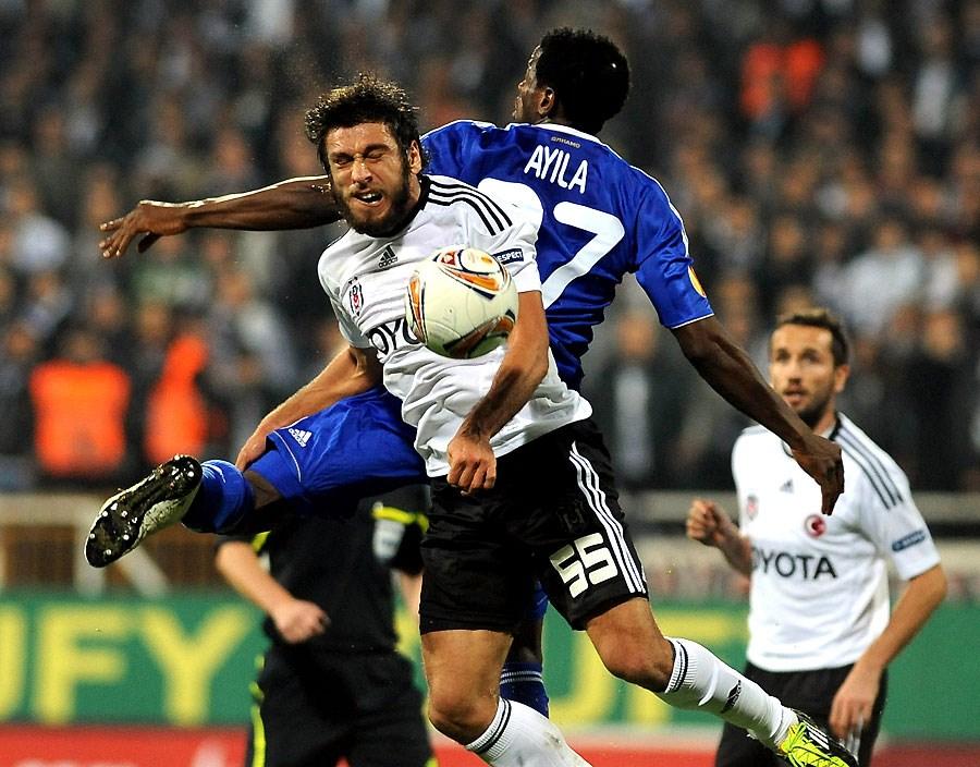 Beşiktaş-Dinamo Kiev