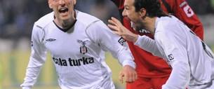 Beşiktaş Ernst ile kaybetmiyor