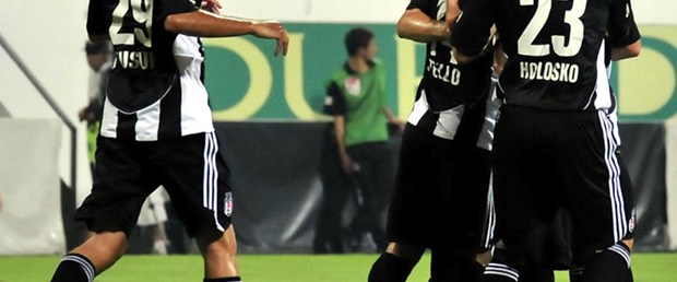 Beşiktaş İspanya'da görücüye çıkıyor