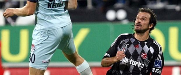 Beşiktaş öldü öldü dirildi: 2-1