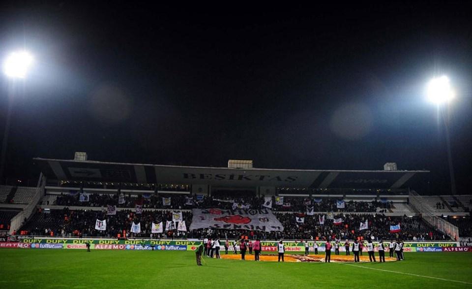 Beşiktaş - Rapid Wien