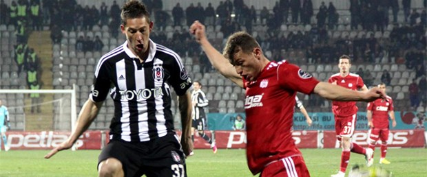 Beşiktaş rövanşı aldı