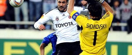 Beşiktaş sürücü koltuğuna oturdu