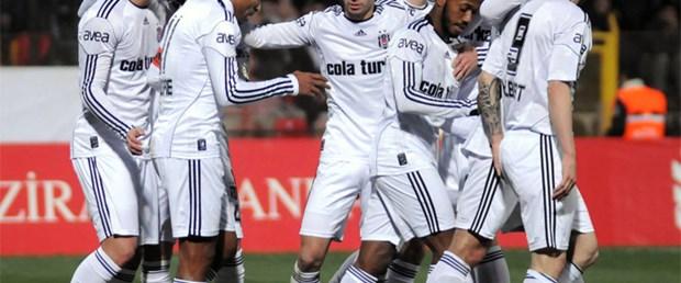 Beşiktaş ter attı
