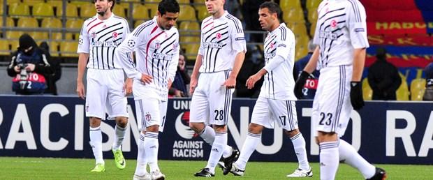Beşiktaş'ın Alman takımlarına galibiyeti yok