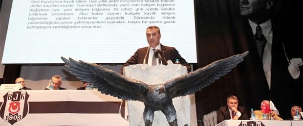 Beşiktaş'ta 'bir dönem kapandı'