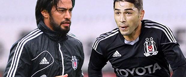 Beşiktaş'ta iki isme af yok