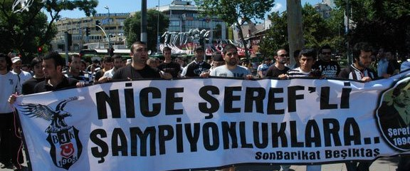 Beşiktaş'ta Şeref Bey anıldı