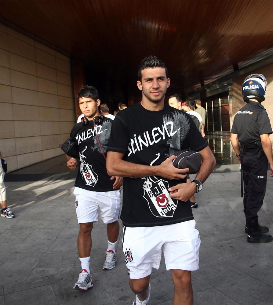 Beşiktaş'tan da destek tişörtü