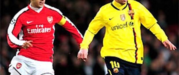 Bir futbol resitaline hazır olun: Arsenal-Barça