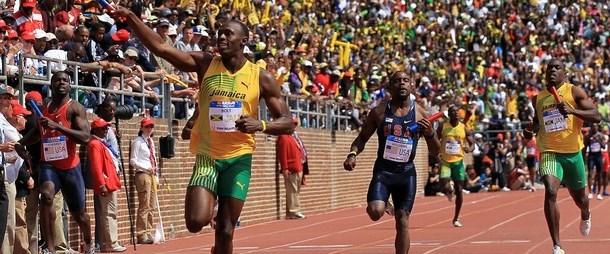 Bolt altınla döndü