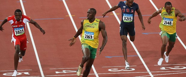 Bolt: Rekoru 9.4'e kadar indirebilirim