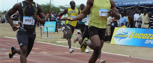 Bolt'tan 2009'un ilk 100 metre zaferi