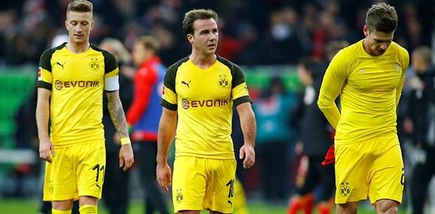 Borussia Dortmun da yenilir!