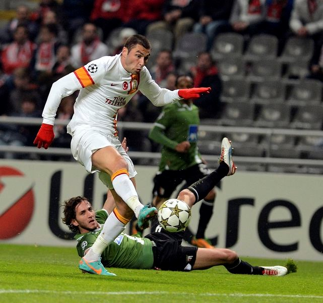 Braga - Galatasaray
